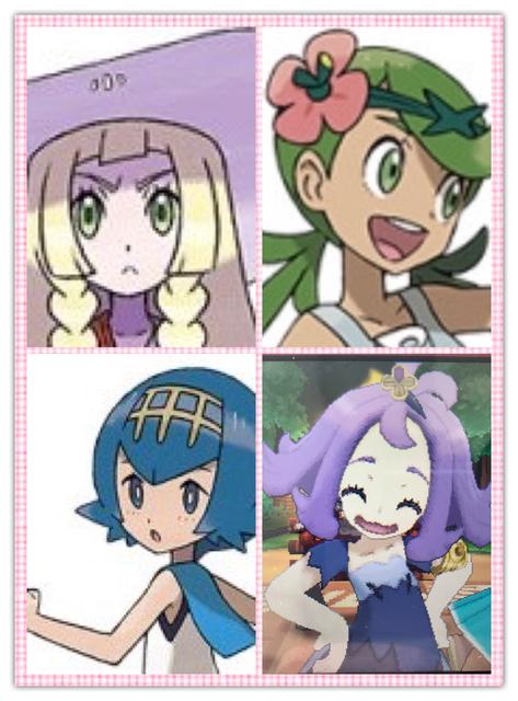 【ポケモンサンムーン】女の子キャラ達との最高のエロプレイを考えて.