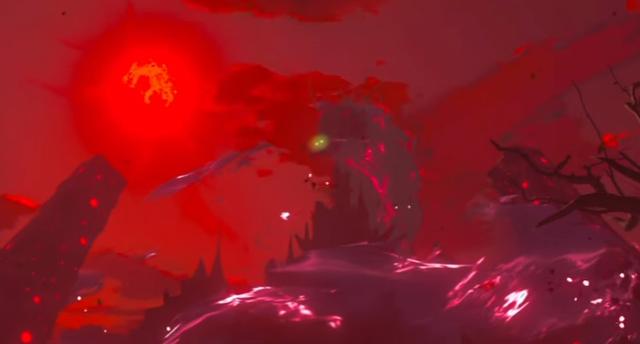【ゼルダの伝説 ブレスオブザワイルド】ほこらチャレンジ「赤い月の夜に」攻略法まとめ