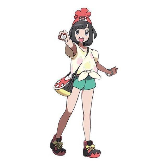 【ポケモンサンムーン】女主人公だとデートイベントがあるってマジで.